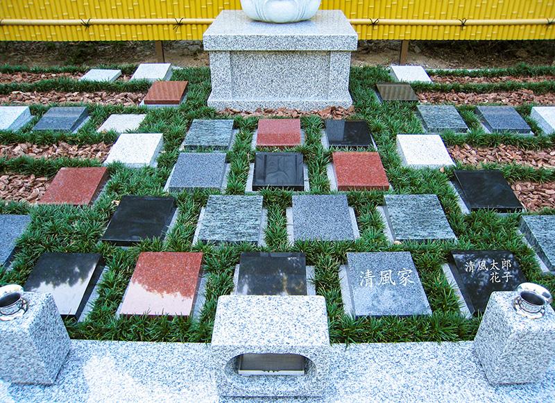 神原墓所-樹木葬