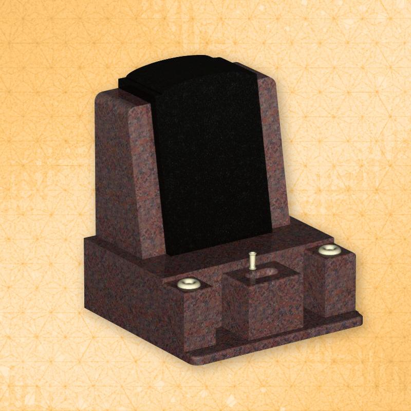 デザイン墓石 「絆」